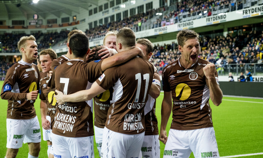 ÉN OMGANG IGJEN: Mjøndalen spiller andreomgang i den avbrutte kampen mot Jerv lørdag, men har problemer i stallen. <br>Foto: Tor Erik Schrøder / NTB Scanpix