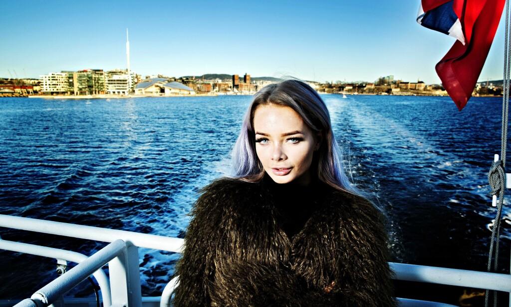 MILLIONÆR: Blogging er god butikk for Harstad-kvinnen Sophie Elise Isachsen. Foto: Nina Hansen / Dagbladet