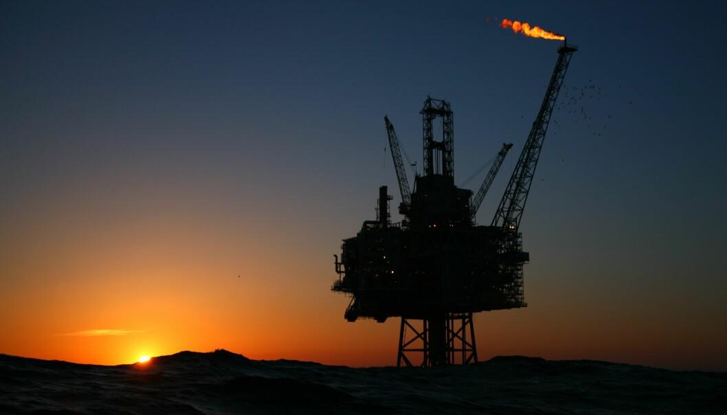 <strong>LAVE PRISER:</strong> Selv med dagens lave priser er norsk petroleumsproduksjon den suverent største verdiskaperen i det norske samfunnet, skriver artikkelforfatteren. Foto: Roger Hardy / Samfoto / NTB Scanpix