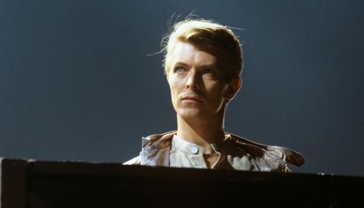 Vår verden var alltid for liten for David Bowie