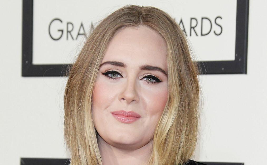 <strong><p>MÅTTE AVLYSE:</strong> Adele sliter med forkjølelse, og måtte avlyse konserten sin i Phoenix, Arizona i går. Foto: Frederick Taylor / Broadimage / NTB Scanpix</p>
