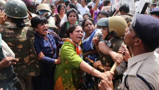 Politiet knuste markedsplass for uønskede barn