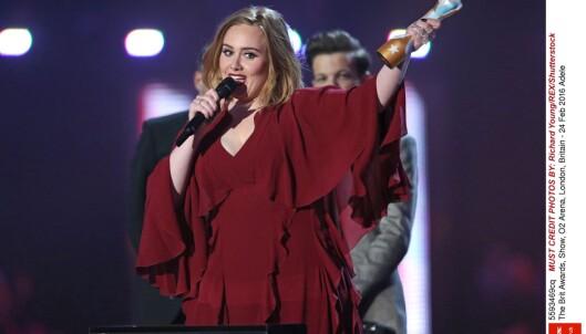 For fem år siden spilte hun for 1350 i Oslo. Slik ble Adele en av verdens største artister