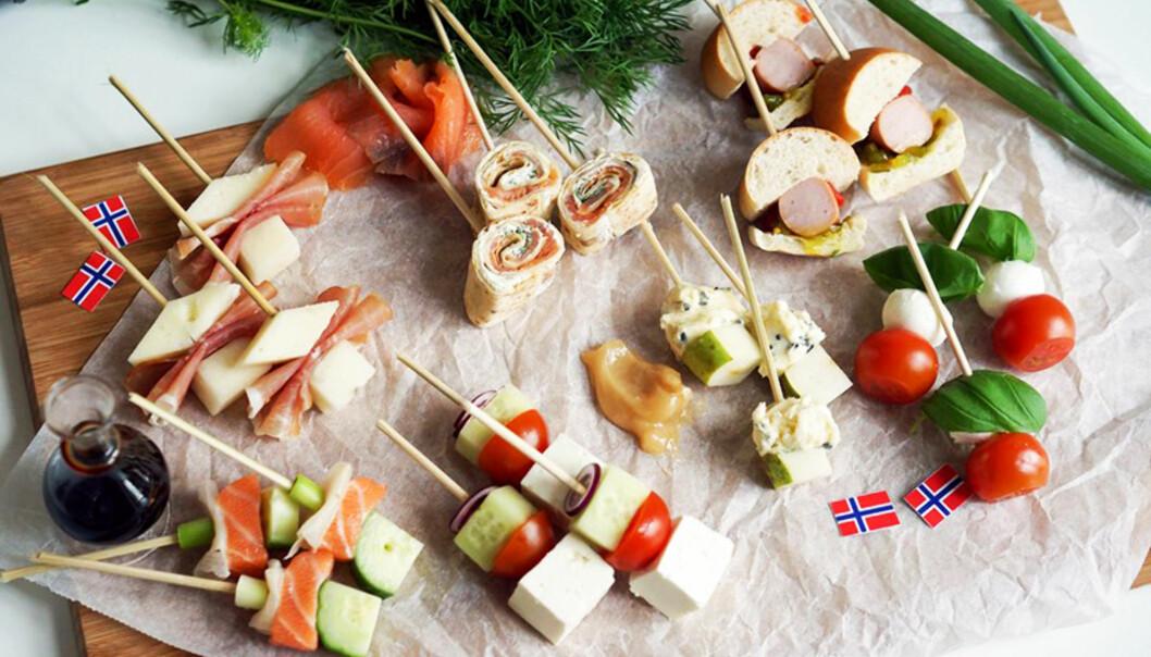 <strong>TYPISK NORSK:</strong> Å kaste enorme mengder mat. I høst vil det bli fremmet forslag i Stortinget om en matkastelov der butikkene pålegges å gi bort spiselig mat framfor å kaste den. Frankrike har allerede en egen matkastelov. Foto:&nbsp;