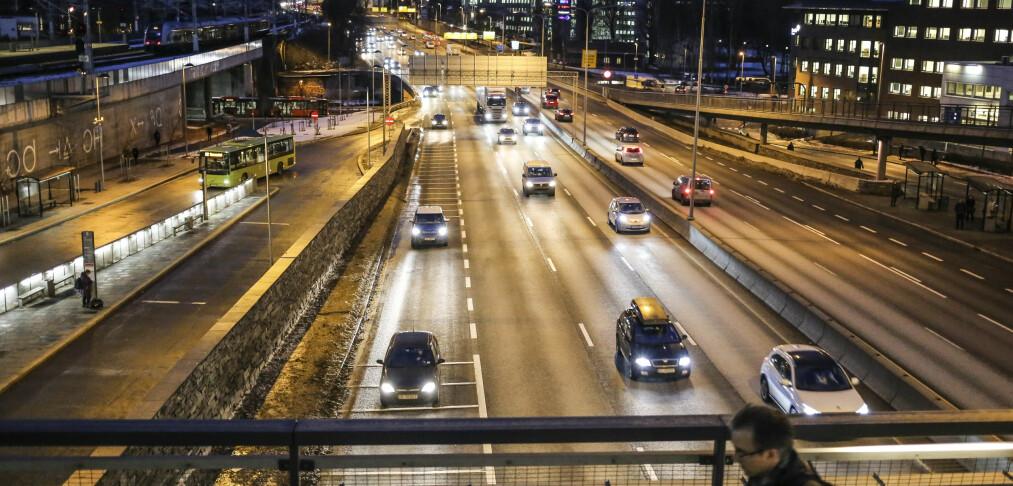 Dramatisk trafikk-økning i Oslo