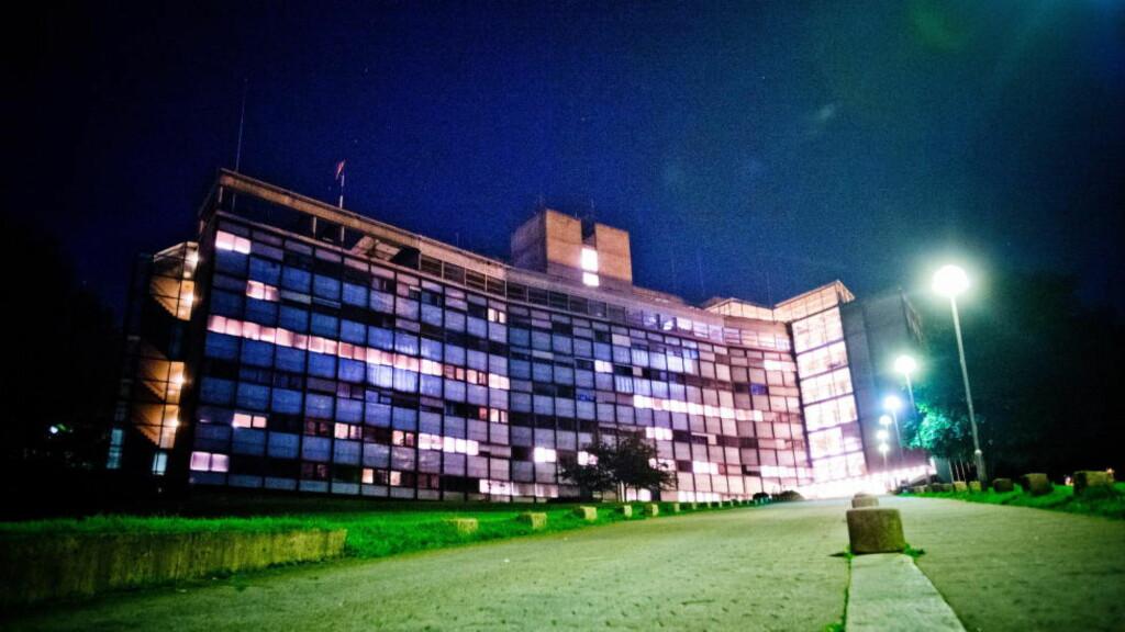 TROLIG IKKE DØGNÅPENT LENGER: På grunn av trang økonomi får du trolig ikke lenger oppsøke politiet i Oslo på politivakta om kvelden og natta lenger. Foto:Thomas Skaug / Dagbladet