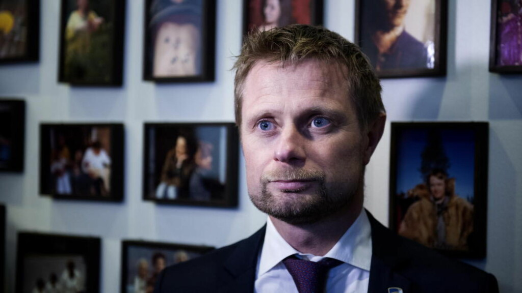 DIABETES: Brev til helseminister Bent Høie.  Foto: Øistein Norum Monsen / Dagbladet