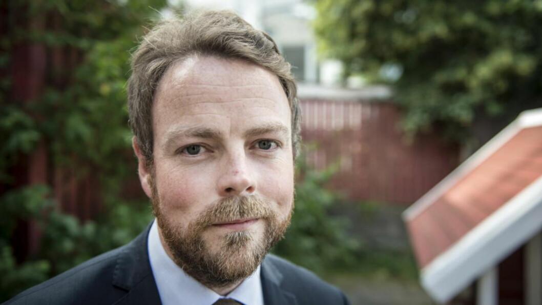 <strong>KRITIKK:</strong> Kunnskapsminister Torbjørn Røe Isaksen (H) har fått mye kritikk etter at han la fram stortingsmeldingen «Tid for lek og læring» . Foto: Øistein Norum Monsen / Dagbladet