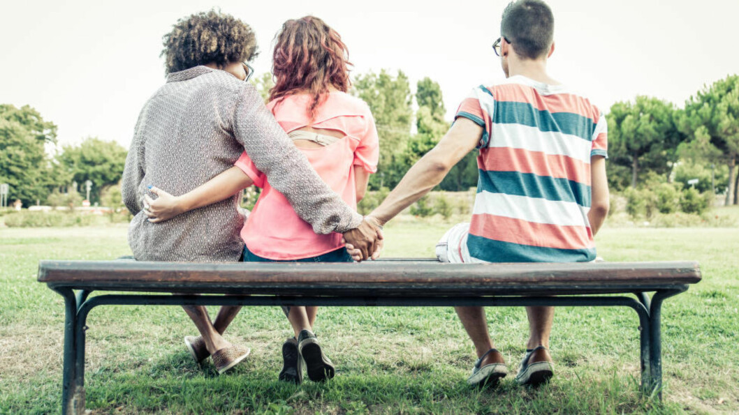 <strong>HEMMELIG:</strong> Hemmelighold av sidesprang kommer av den naive forestillingen om eksklusivitet. Foto: Shutterstock / NTB Scanpix