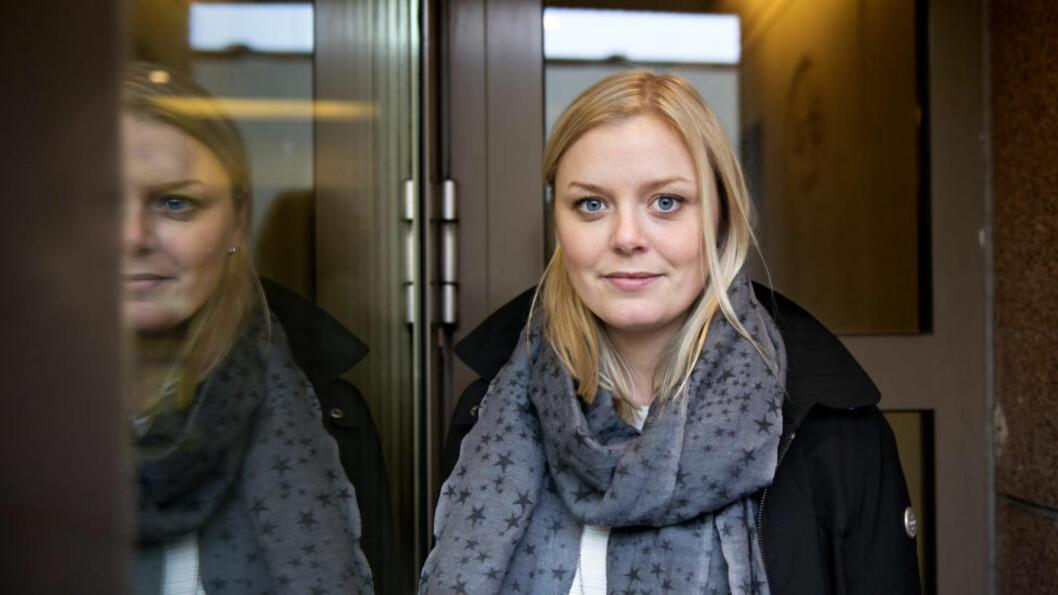 Høyrepolitiker Tina Bru vil skrote kontantstøtten. Foto: NTB Scanpix