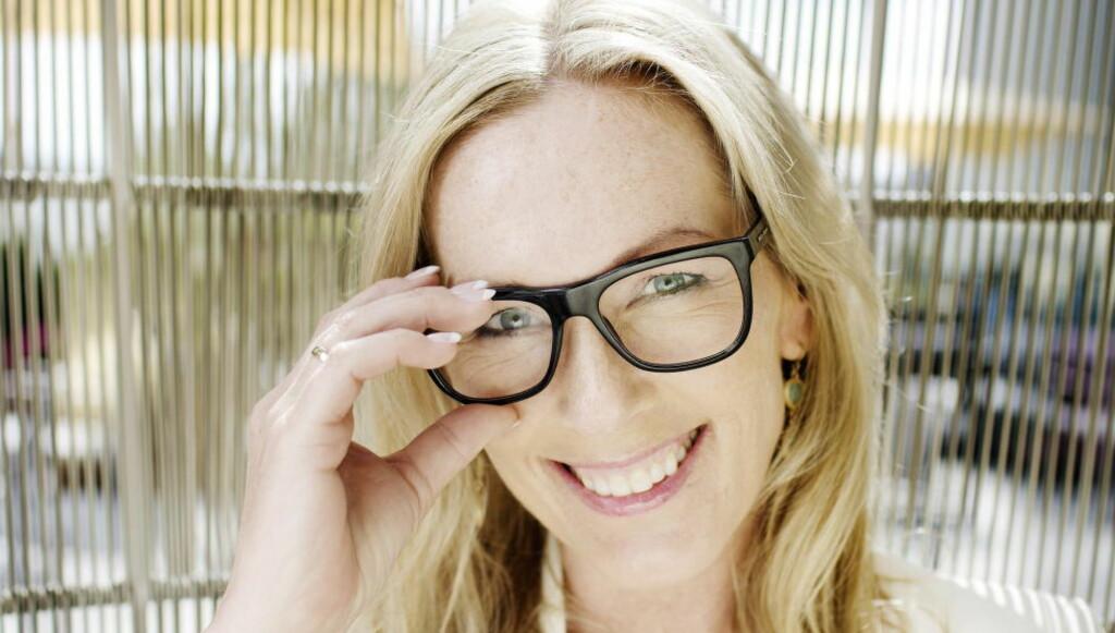 Bildetekst: Anita Krohn Traaseth, ny direktør i Innovasjon Norge. Foto: Agnete Brun / Dagbladet