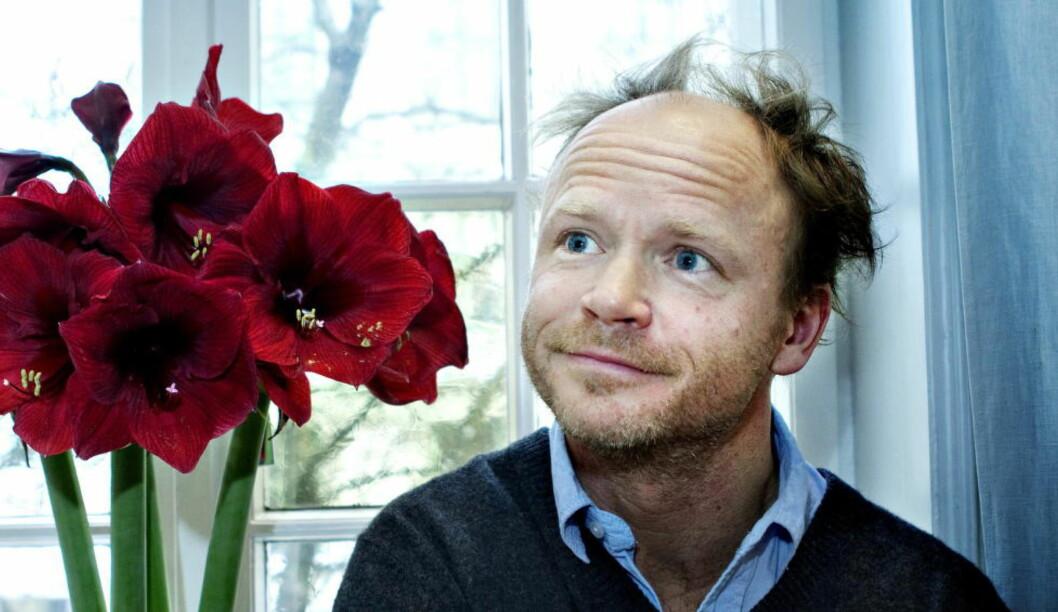 Oslo, 20101214. Fritt Ords Honnørpris tildeles Harald Eia for å programmet Hjernevask som utløste en heftig debatt om forskning i nyere tid.  Bildetekst: Foto: Nina Hansen / Dagbladet