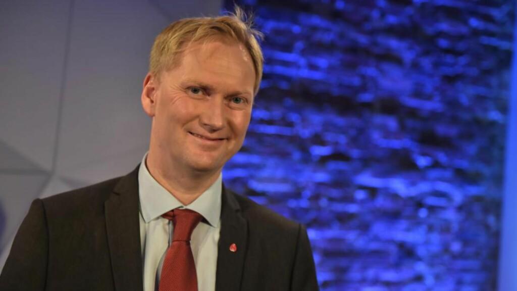NY BYRÅDSLEDER: Harald Schelderup i Bergen, Arbeiderpartiet. Foto: Øistein Norum Monsen / Dagbladet