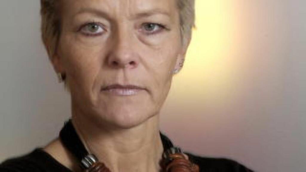 UTENLANDSSJEF I NORSK FOLKEHJELP: Liv Tørres.