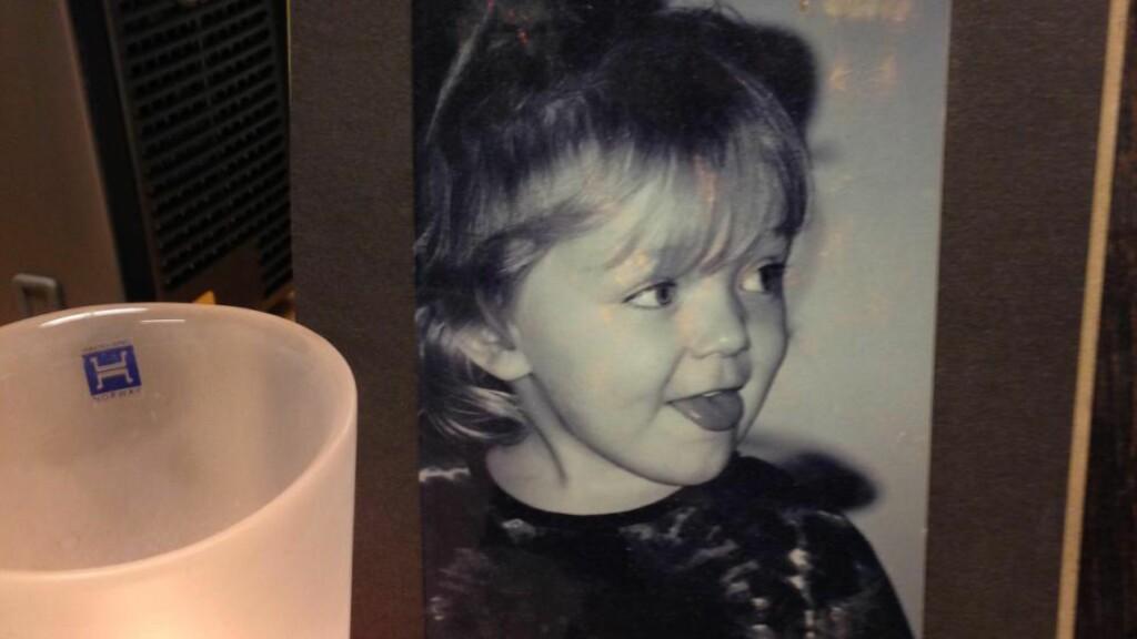 MINNES: Amalie døde to år gammel. Torsdag 15. oktober minnes hun og alle andre barn som dør uventet  på den internasjonale minnedagen for barn som døde i svangerskapet og livets begynnelse. Foto: Privat