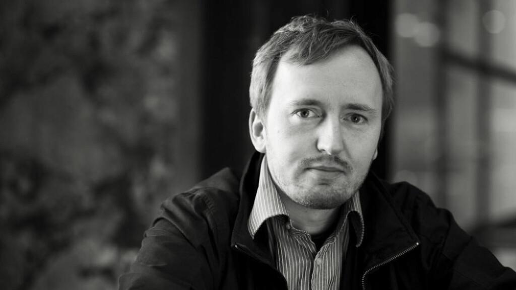 Rune Berglund Steen. Pressefoto: Antirasistisk Senter