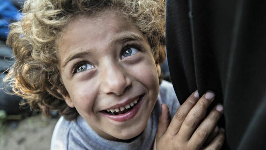IKKE FRIVILLIG:  Det å vere flyktning er langt frå frivillig, og til motsetnad til migrantar, kan ikkje ein flyktning på same måte velge tidsperspektiv for flukta si, skriver kronikkforfatteren. Foto: Hans Arne Vedlog / Dagbladet