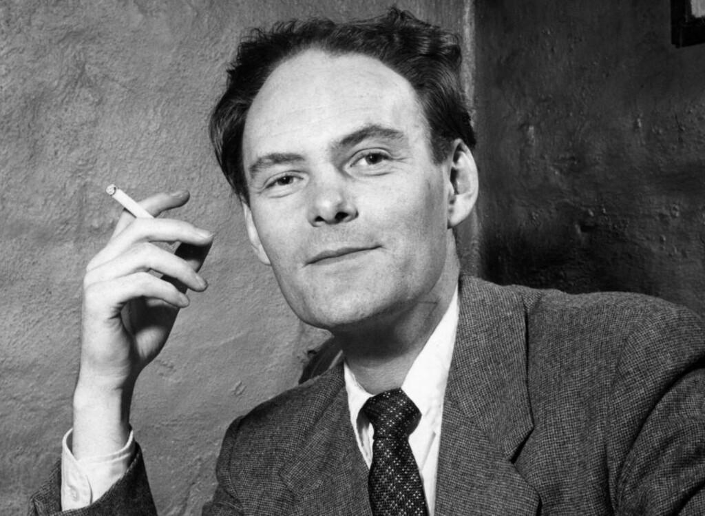 FEIRES: Agnar Mykle var utvilsomt en av Norges største romanforfattere gjennom tidene. Dag Solstad har foreslått at han bør få en statue på jernbanetorget, der romanfiguren Ask Burlefot ankommer hovedstaden i mesterverket «Lasso rundt fru luna». I 1957 ble Mykle stilt for retten anklagd for utuktighet i romanen «Sangen om den røde rubin». FOTO: Sverre A. Børretzen / Aktuell / SCANPIX