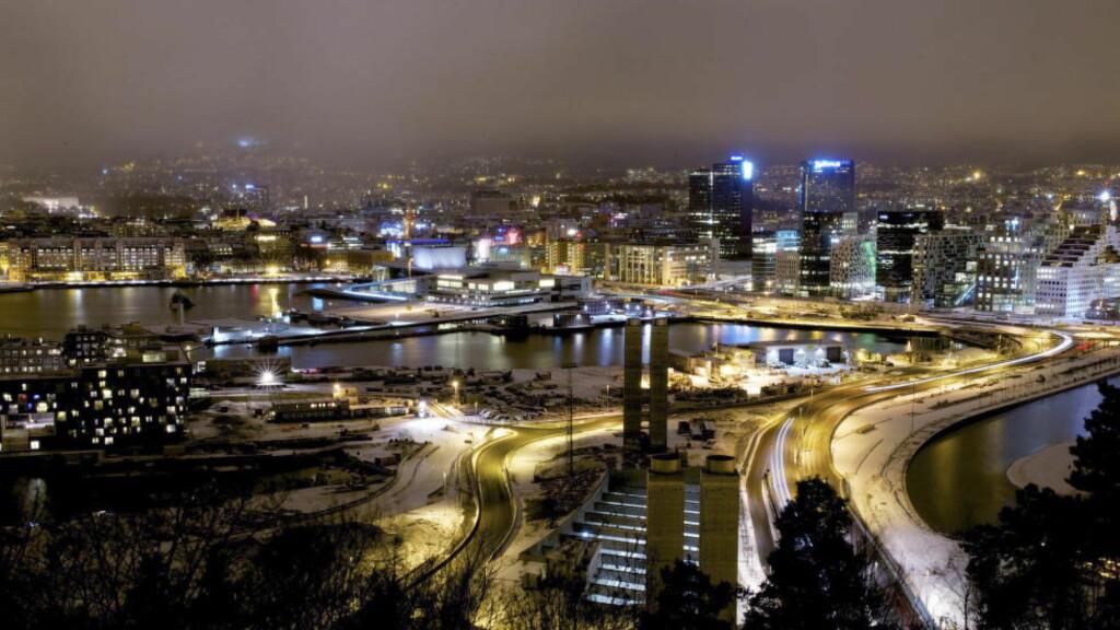 I vekst: Det gjelder å markedsføre at Oslo er den lille storbyen som vokser og utvikler seg, skriver James Stove Lorentzen. Foto: Kjell Erik Berg
