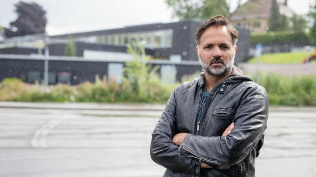 TAPTE MOT PST: Ulrik Imtiaz Rolfsen