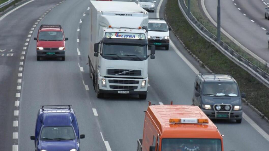 <strong>Vil prioritere kollektivt:</strong> Hvis vi bruker 40 milliarder kroner på ny motorvei, er det 40 milliarder vi ikke kan bruke på kollektivtiltak, skriver Pål Thygesen. Foto: © Espen Bratlie / Samfoto