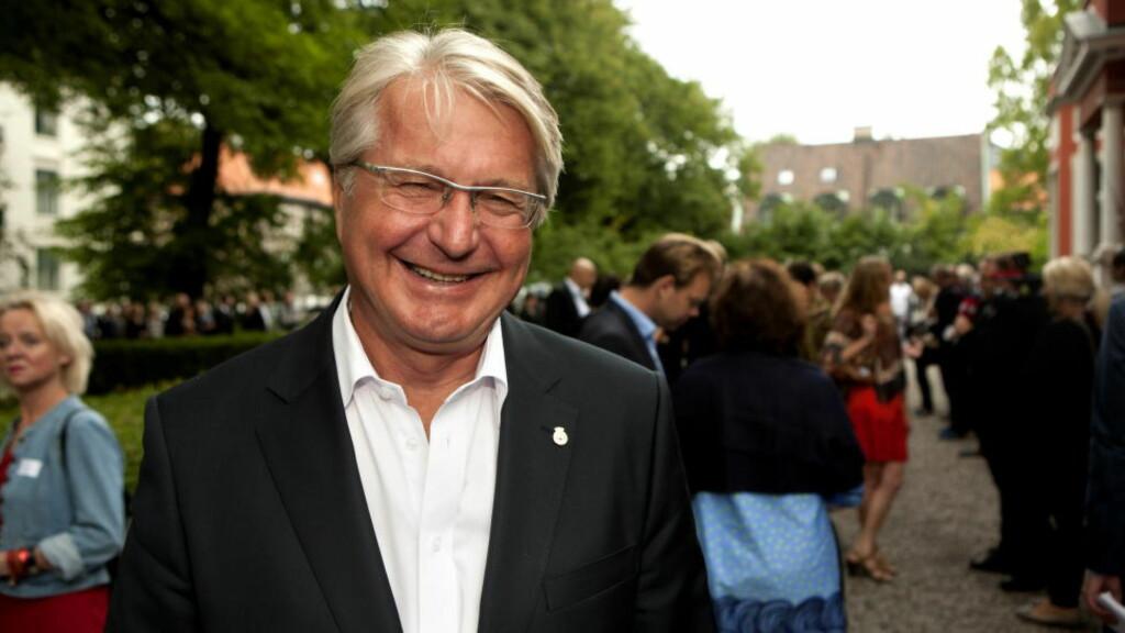 POPULÆR: Oslo-ordfører Fabian Stang er godt likt, men i høst kan Miljøpartiet De Grønne bli det partiet som gjør slutt på hans tid som ordfører. Foto: Anders Grønnberg/ Dagbladet.