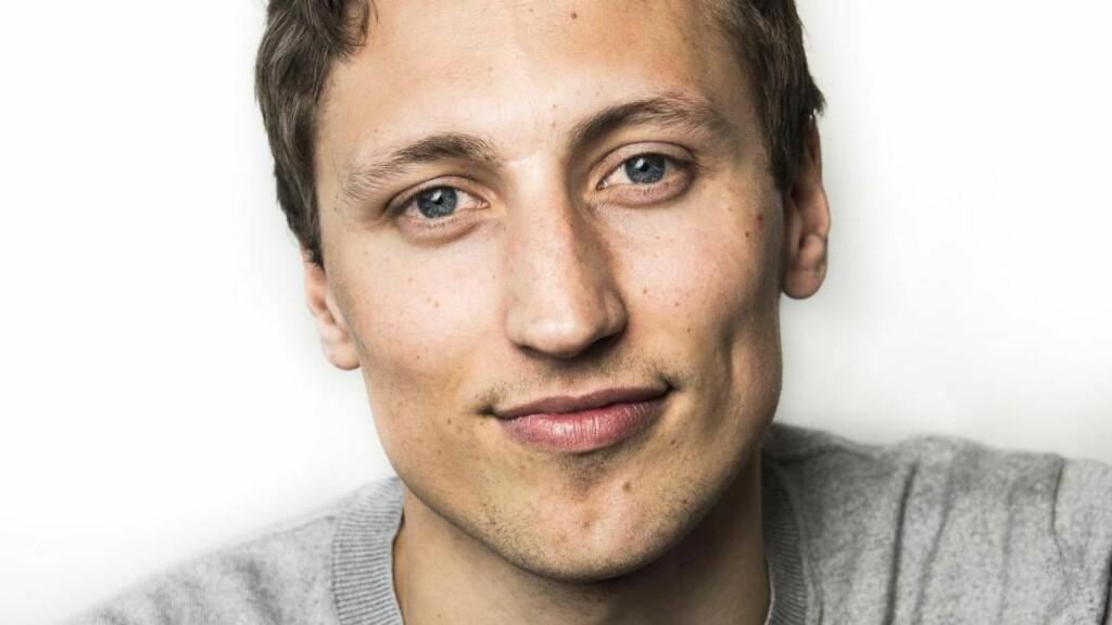 DAGBLADET-KOMMENTATOR: Aksel Braanen Sterri, kommentator i Dagbladet. Foto: Lars Eivind Bones