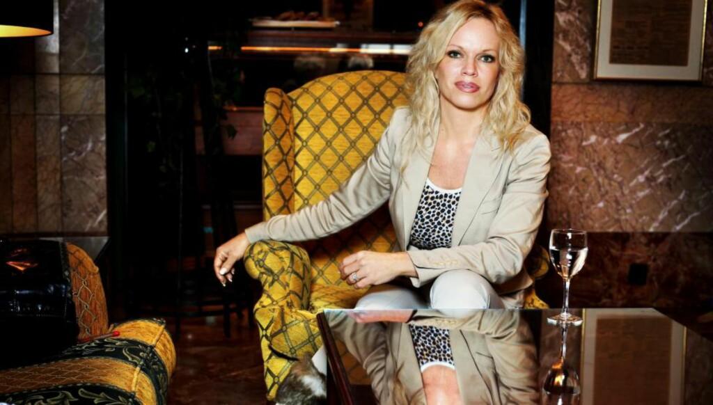 JERUSALEM: Hanne Nabintu Herland står bak en serie om Midtøsten på kanalen Visjon TV.