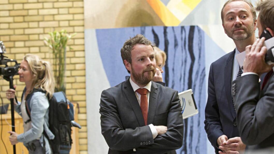 <strong>PRIVATSKOLER:</strong> Den nye privatskoleloven bør få ro til å virke. Flere private tilbydere kan tvinge myndighetene til å slutte med den uproduktive detaljstyringen av skolen, skriver Aksel Braanen Sterri. Foto: Torbjørn Berg / Dagbladet
