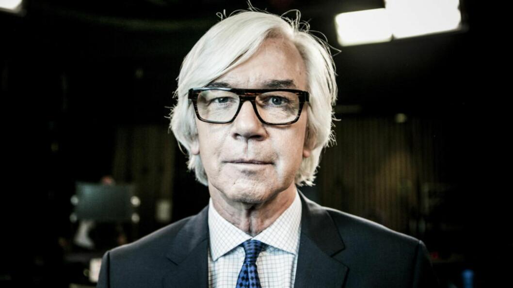 <strong>LEGGES NED:</strong> Det vekker sterke reaksjoner at Aktuelt med programleder Ole Torp skal legges ned.  Foto: Christian Roth Christensen / Dagbladet