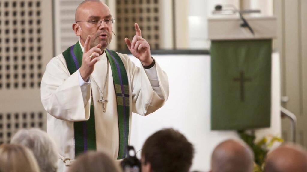 Gelius kommentar  er uverdig for presten som har tatovert inn sin kjærlighet til multikulturelle Vålerenga bydel og fotballklubb, skriver prest Bjarte Leer-Helgesen.  FOTO: PER FLÅTHE