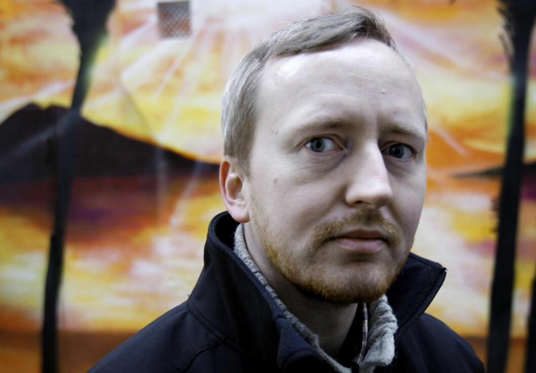 LEDER  i Antirasistisk senter, Rune Berglund Steen, er ikke bare redd for hatet mot jødene, men også det hatet som andre minoritetsgrupper trues av.
