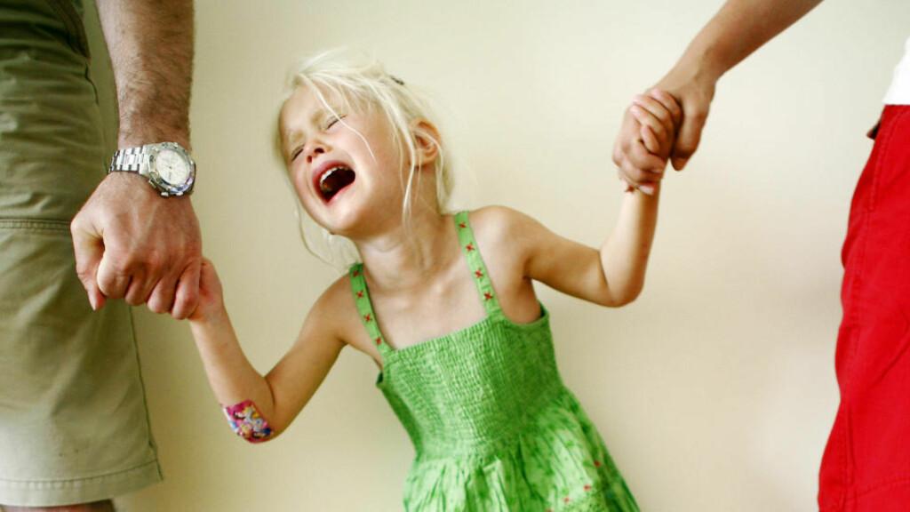 OVERAKTIVISERT:  Ingen annen foreldregenerasjon er blitt mer oversvømt av eksperter på barneoppdragelse, skriver Kadra Yusuf          Foto: Sara Johannessen / SCANPIX
