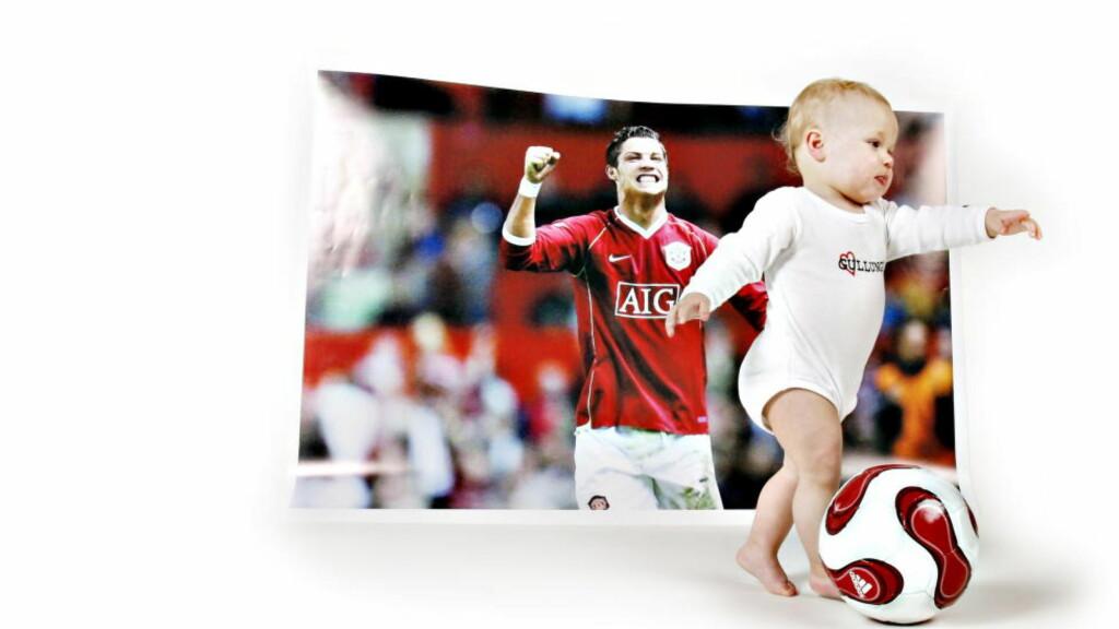 BEST HELT ALENE?  Kjetil Rollnes mener at likhetsmodellen er som skapt for å hindre barn i å bli gode fotballspillere. Det er en villfarelse. FOTO: Hans Arne Vedlog / Dagbladet.