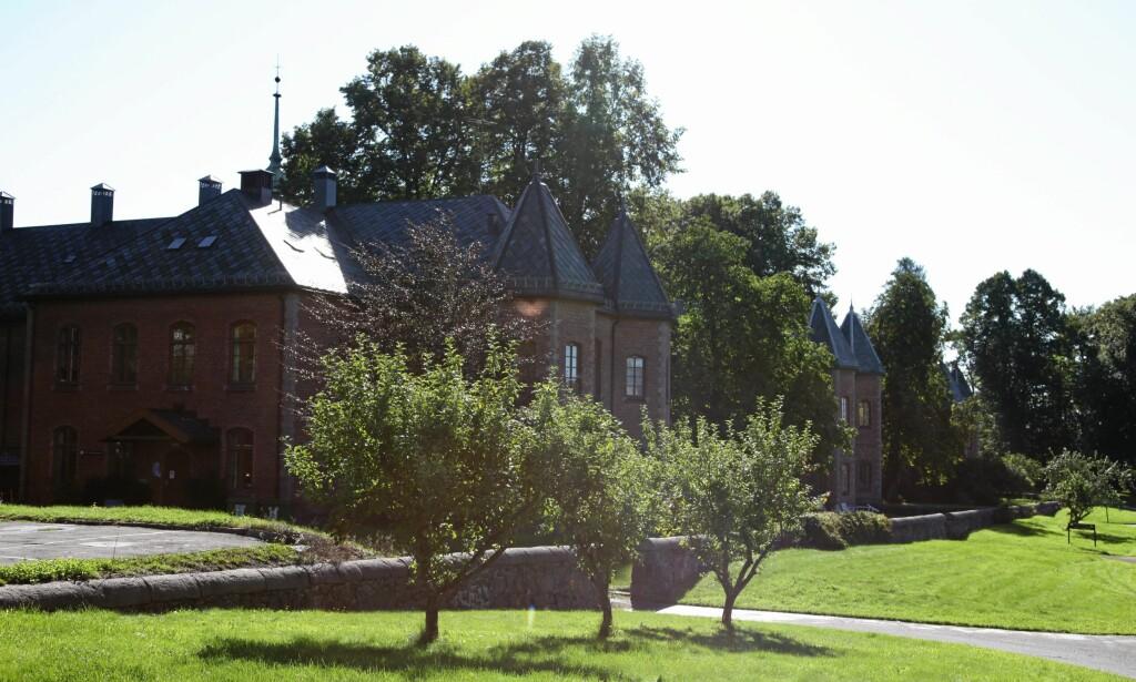 I BELTER: Gaustad sykehus, Oslo universitetssykehus HF. Foto: Svend O Kvilsjø / NTB Scanpix