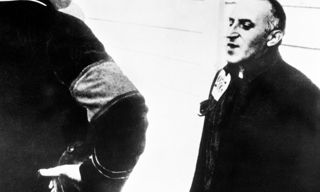 FREDSPRIS: Ossietzky fikk fredsprisen i 1935. Foto: Album / NTB Scanpix