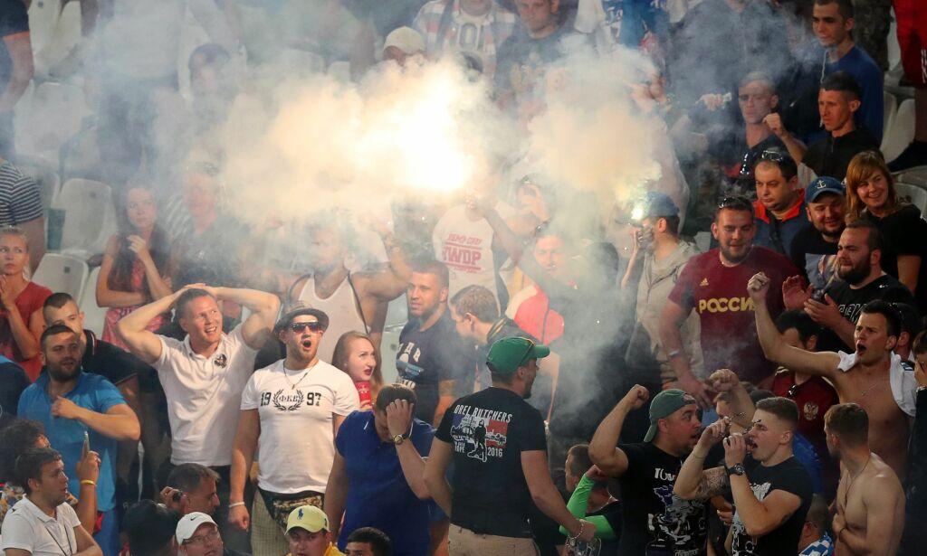 image: Russland siktet av UEFA etter EM-bråk