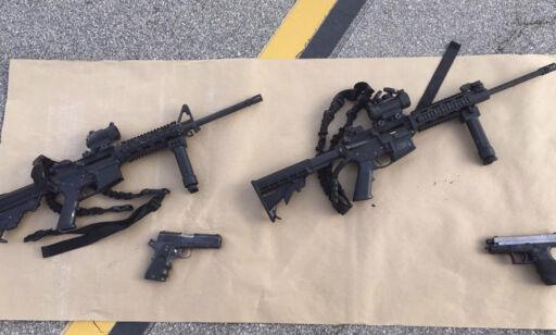 image: AR-15: Våpenet som igjen og igjen brukes i masseskytinger i USA