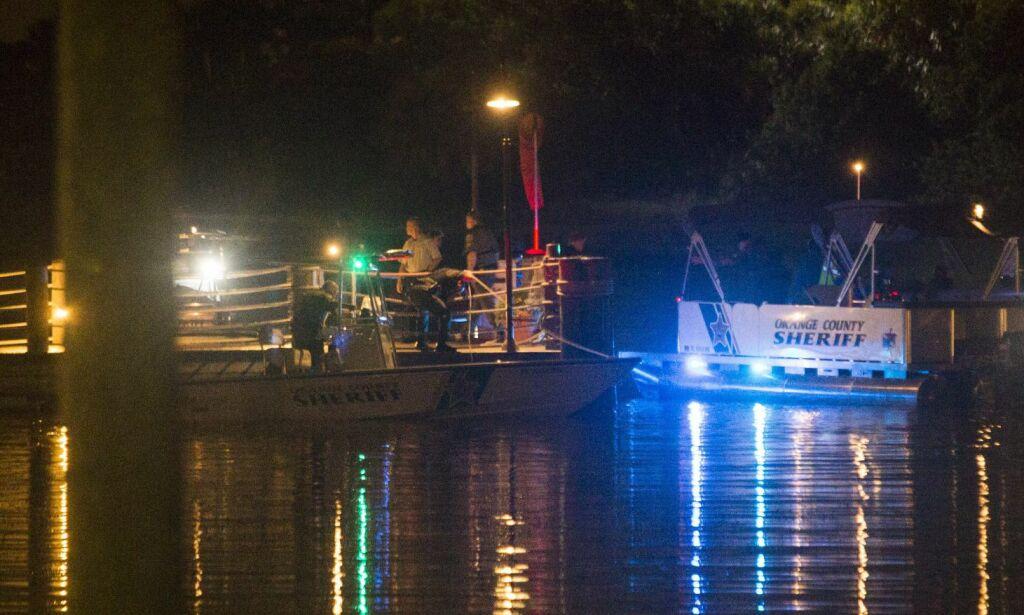 image: Pappa styrtet til for å redde toåringen fra alligator ved Disney-park. Barnet fortsatt ikke funnet