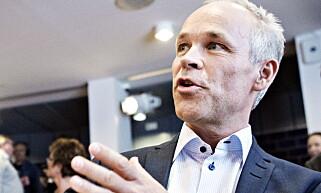 VIL ENDRE STATSBUDSJETTET: Kommunal- og moderniseringsminister Jan Tore Sanner (H) vil endre statsbudsjettet for å gi de kongelige ryggdekning for praksisen. Foto: Nina Hansen / Dagbladet