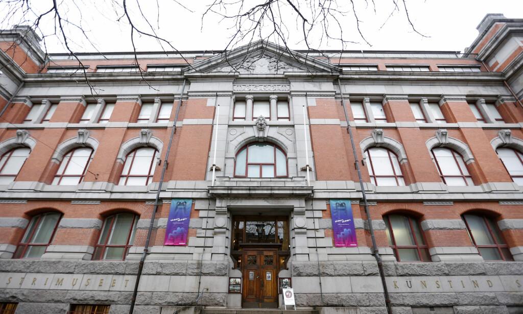 PÅ FLYTTEFOT: Kunst og design skal ut, skoleelever skal inn i det ærverdige bygget som siden 1904 har huset Kunstindustrimuseet i Oslo. Foto. NTB / Scanpix