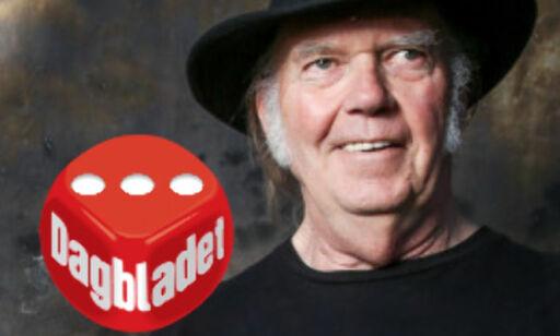image: Neil Young og en haug med dyrelyder. Vel, vel...