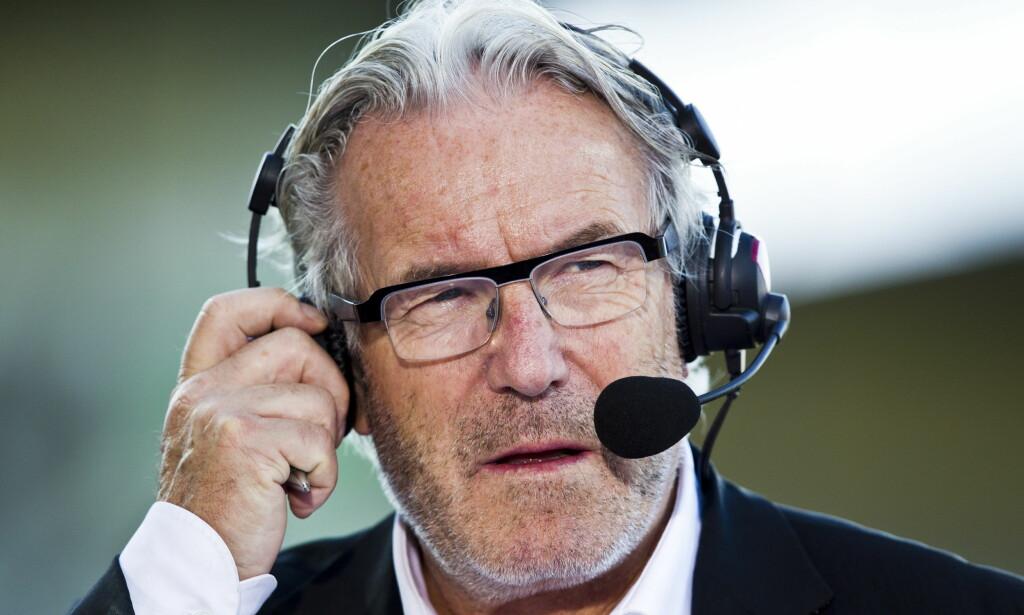 FÅR LOV: TV 2 snur og tilbyr Davy Wathne jobb i kanalens sportsredaksjon etter fylte 67 år. Foto NTB Scanpix