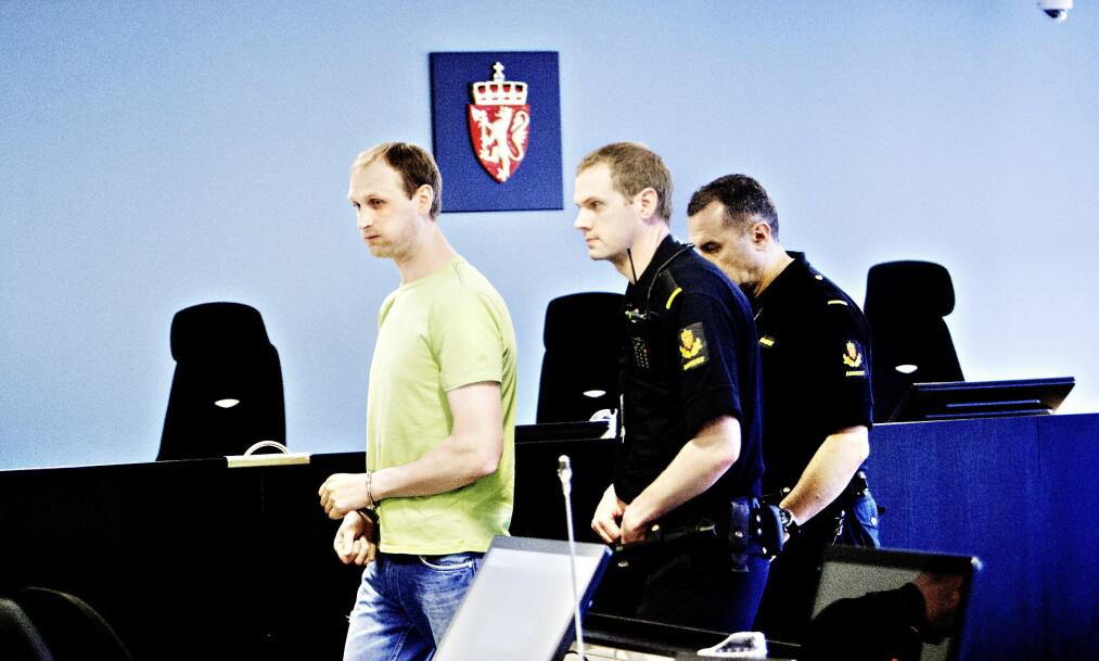 <strong>STRAFFERETTSLIG TILREGNELIG:</strong> Donatas Lukoservicius er tiltalt for drap på Monika Sviglinskaja (8). Foto: Nina Hansen&nbsp;