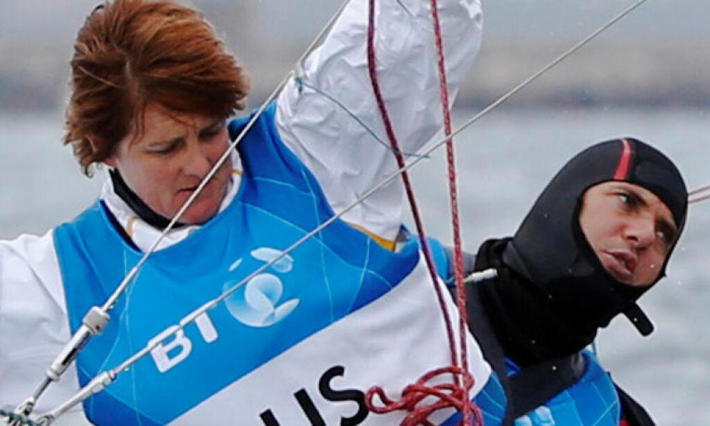 image: Australsk paralympicsutøver ranet i Rio