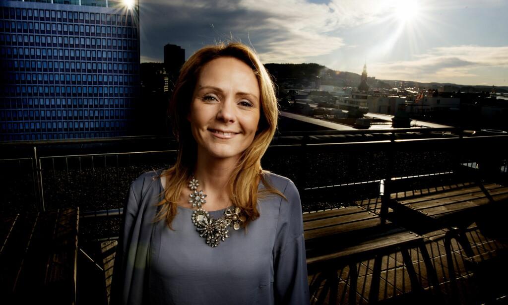 NY ANTIDOPINGSJEF: Kulturminister Linda Helleland blir visepresident i dopingbyrået Wada. Foto: Dagbladet