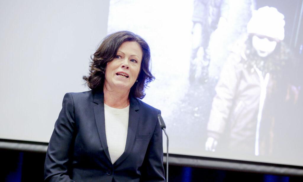 image: Horne vil endre barnevernets praksis: -Jeg ønsker at barna skal få komme tilbake til foreldrene sine