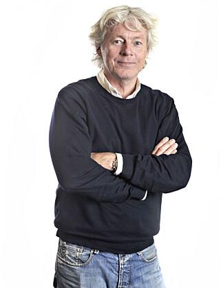 REAGERER: Morten Pedersen.
