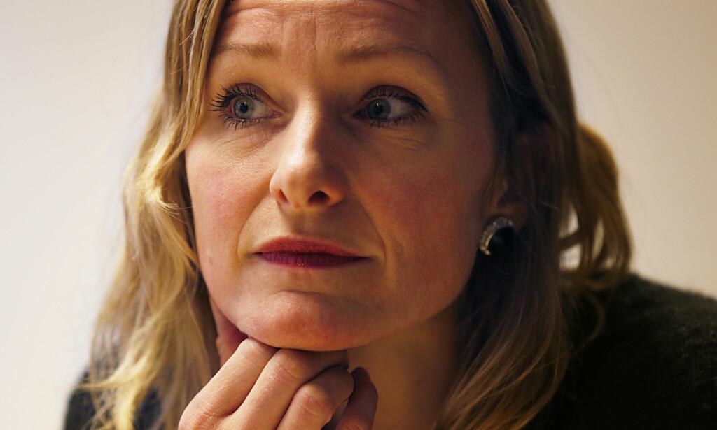 STERKT BEKYMRET: - I verste fall bidrar vi til at kvinner holdes fast i menneskehandel, advarer Sosialbyråd Inga Marte Thorkildsen. Foto: Rolf Øhman / Aftenposten / NTB Scanpix.