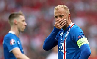 SATSET: Eidur Gudjohnsen er et av mange eksempler på islandske fotballspillere som har satset hardt og oppnådd resultater. Foto: NTB Scanpix